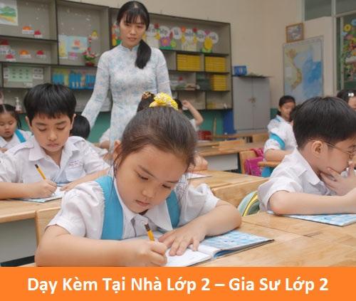Gia Sư Lớp 2 Tại Nhà. Dạy Kèm Toán, Tiếng Anh Lớp 2 Hà Nội