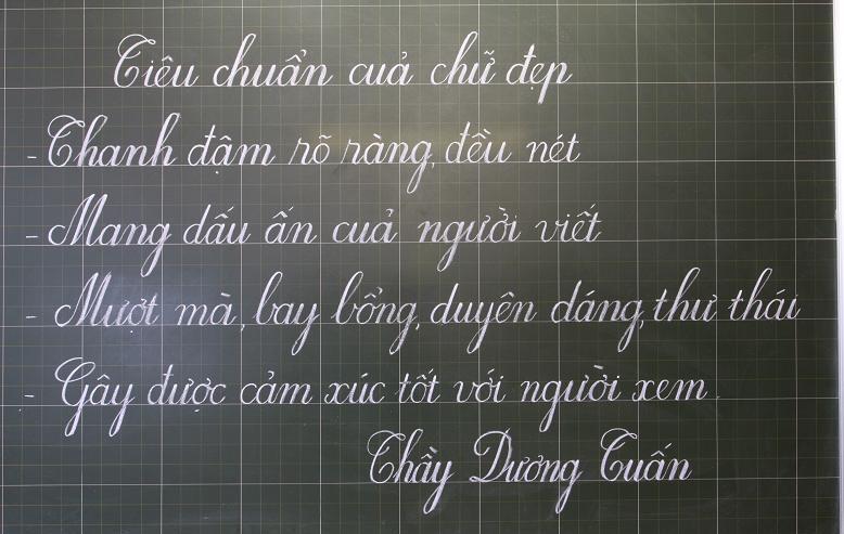 Lý do bạn nên chọn gia sư dạy luyện chữ đẹp tại nhà lớp 1 - 5 cho con tại Trung Tâm