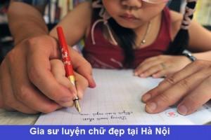 Gia Sư Luyện Viết Chữ Đẹp Tại Nhà Hà Nội cho bé từ Lớp 1 – 5