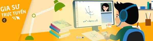 Bạn tìm gia sư Online trực tuyến quan mạng GIỎI và Nhiệt Tình?