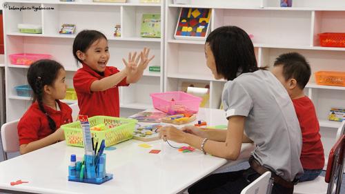 Gia sư TOÁN LỚP 1 UY TÍN tại Hà Nội dạy kèm tại nhà?