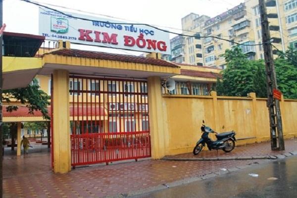 Trường tiểu học Kim Đồng : Điểm sáng trong hệ thống giáo dục thủ đô