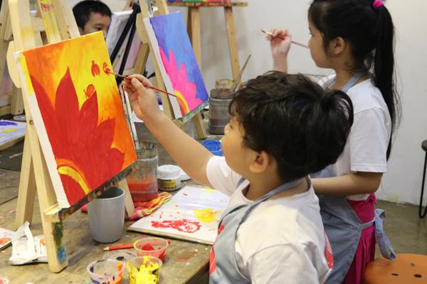 Lợi Ích Khi Học Cùng Gia Sư Dạy Vẽ Tại Hà Nội