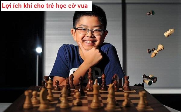 Lợi ích khi cho trẻ học cờ vua