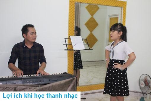 Lợi Ích Khi Học Hát Cùng Gia Sư Dạy Thanh Nhạc Tại Nhà