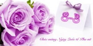 Ngàn lời chúc tốt đẹp cùng lời tri ân sâu sắc đến các mẹ nhân ngày Quốc tế Phụ nữ