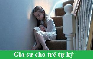 Gia sư cho trẻ tự kỷ