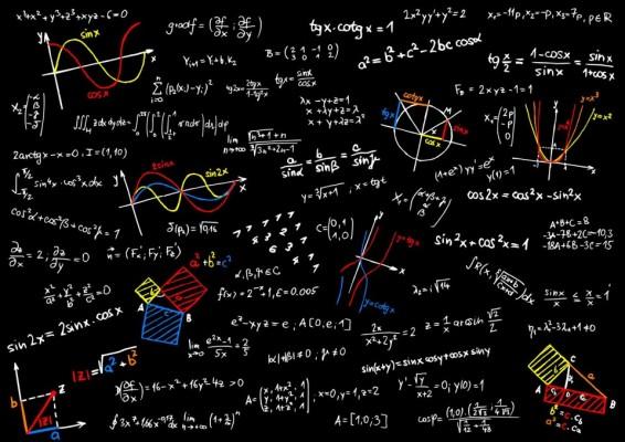 Cách học tốt môn Toán bằng việc ghi nhớ công thức, lý thuyết