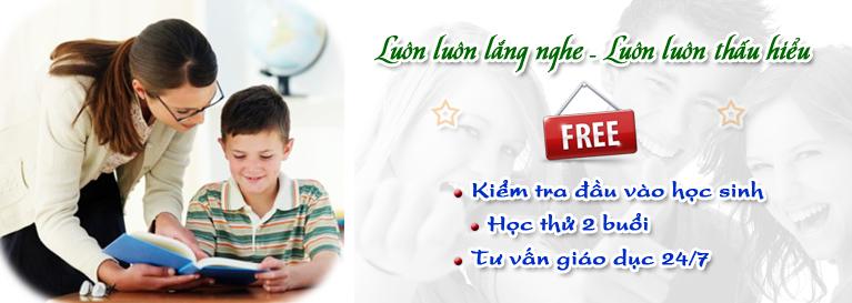 Tại sao nên chọn trung tâm gia sư Hà Nội Giỏi