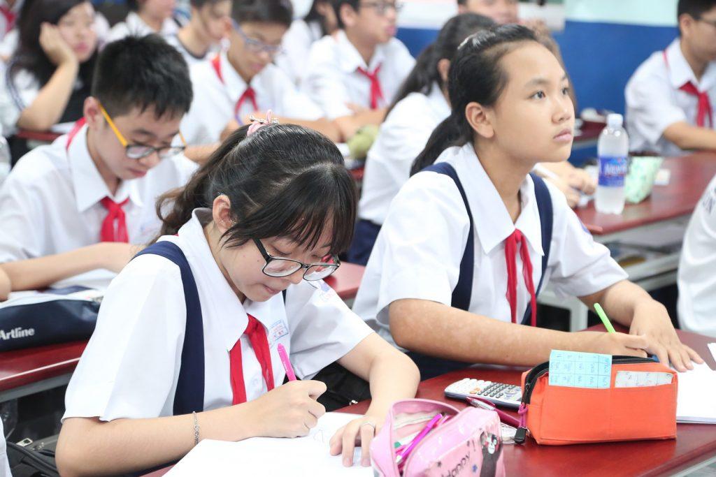 Trường Cấp 2 Có Nhiều Học Sinh Đạt Giải Học Sinh Giỏi